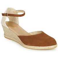 Schoenen Dames Sandalen / Open schoenen So Size JITRON Camel