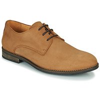 Schoenen Heren Derby So Size JIRIMIE Camel