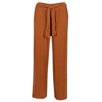 Textiel Dames Losse broeken / Harembroeken Moony Mood 93114-ROUILLE Roest