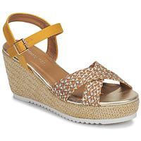 Schoenen Dames Sandalen / Open schoenen Moony Mood MELISSA Oker