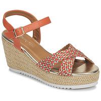 Schoenen Dames Sandalen / Open schoenen Moony Mood MELISSA Koraal