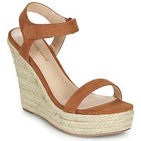 Schoenen Dames Sandalen / Open schoenen Moony Mood MARLEINE Camel