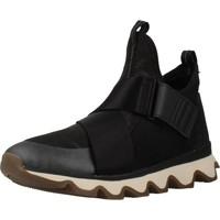 Schoenen Dames Hoge sneakers Sorel KINETIC SNEAK Zwart