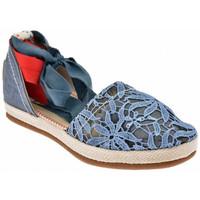 Schoenen Dames Espadrilles O-joo  Blauw