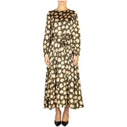 Textiel Dames Lange jurken Anonyme ABITO gold