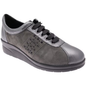 Schoenen Dames Lage sneakers Riposella RIP75693gr grigio