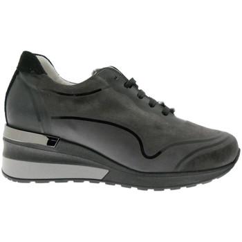 Schoenen Dames Lage sneakers Calzaturificio Loren LOA1069ma marrone