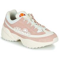 Schoenen Dames Lage sneakers Ellesse SPARTA SUED AF Roze