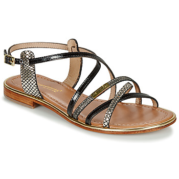 Schoenen Dames Sandalen / Open schoenen Les Tropéziennes par M Belarbi HARRY Zwart / Multi