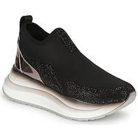 Schoenen Dames Lage sneakers Café Noir  Zwart