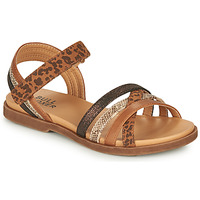 Schoenen Meisjes Sandalen / Open schoenen Bullboxer ELYSA Bruin