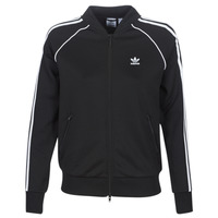 Textiel Dames Trainings jassen adidas Originals SS TT Zwart