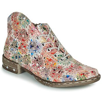 Schoenen Dames Laarzen Rieker LOKTOS Multicolour