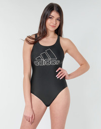 Textiel Dames Badpak adidas Performance FIT SUIT BOS Zwart