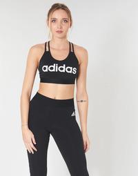 Textiel Dames Sport BH's adidas Performance E BT Zwart