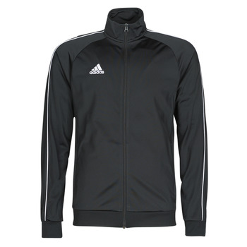 Textiel Heren Trainings jassen adidas Performance CORE18 PES JKT Zwart