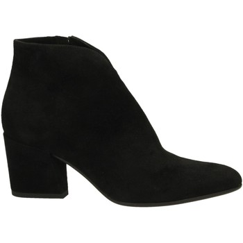 Schoenen Dames Low boots Pomme D'or CAMOSCIO nero