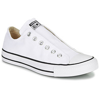 Schoenen Dames Lage sneakers Converse CHUCK TAYLOR ALL STAR SLIP CORE BASICS Wit