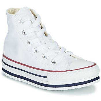 Schoenen Meisjes Hoge sneakers Converse CHUCK TAYLOR ALL STAR PLATFORM EVA EVERYDAY EASE Wit