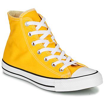 Schoenen Dames Hoge sneakers Converse CHUCK TAYLOR ALL STAR SEASONAL COLOR Geel