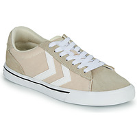 Schoenen Lage sneakers Hummel NILE CANVAS LOW Beige