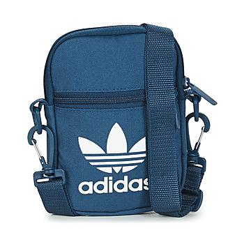 Tassen Tasjes / Handtasjes adidas Originals FEST BAG TREF Blauw / Marine / Night