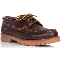 Schoenen Heren Bootschoenen CallagHan 12500 Bruin