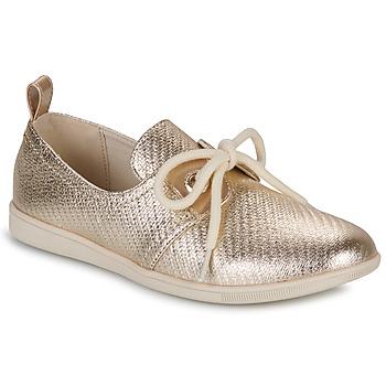 Schoenen Dames Lage sneakers Armistice STONE ONE Goud