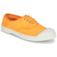 Schoenen Dames Lage sneakers Bensimon TENNIS LACET Oranje
