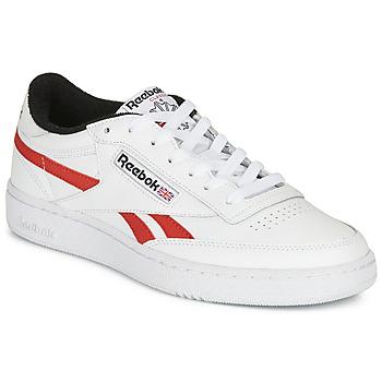 Schoenen Lage sneakers Reebok Classic CLUB C REVENGE MU Wit / Rood