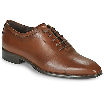 Schoenen Heren Klassiek Carlington MINEA Cognac