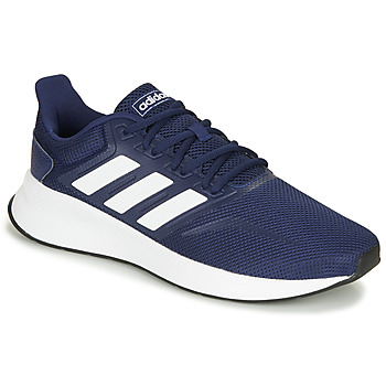 Schoenen Heren Running / trail adidas Performance RUNFALCON Blauw / Wit
