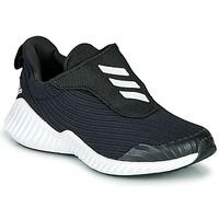 Schoenen Jongens Lage sneakers adidas Performance FORTARUN AC K Zwart