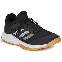 Schoenen Heren Tennis adidas Performance COURT TEAM BOUNCE M Zwart / Wit