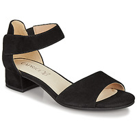 Schoenen Dames Sandalen / Open schoenen Caprice BESSINA Zwart