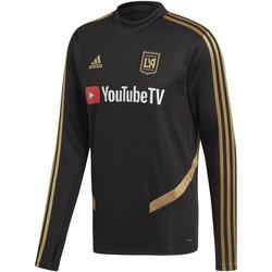 Textiel Heren Sweaters / Sweatshirts adidas Originals Sweat Los Angeles Training noir/or