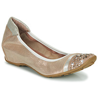 Schoenen Dames Ballerina's Mam'Zelle FETE Nude
