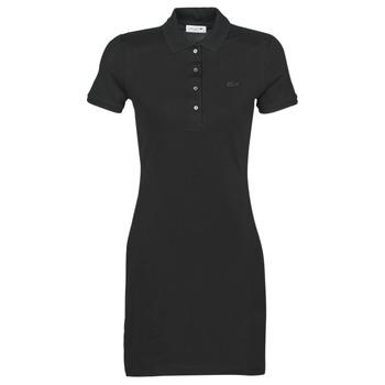 Textiel Dames Korte jurken Lacoste GAIL Zwart