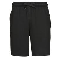 Textiel Heren Korte broeken / Bermuda's Lacoste CHRISNA Zwart
