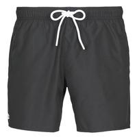 Textiel Heren Zwembroeken/ Zwemshorts Lacoste FLORI Zwart