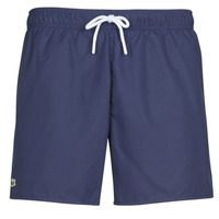 Textiel Heren Zwembroeken/ Zwemshorts Lacoste DOLY Marine