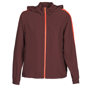 Textiel Dames Sweaters / Sweatshirts Lacoste AMINA Bordeau