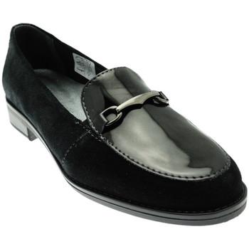 Schoenen Dames Mocassins Calzaturificio Loren LOX5907ne nero