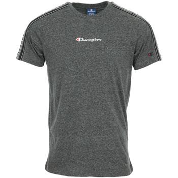 Textiel Heren T-shirts korte mouwen Champion Crewneck T-Shirt Grijs
