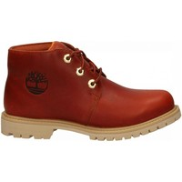 Schoenen Dames Laarzen Timberland Paninara Chukka WP burnt-orange