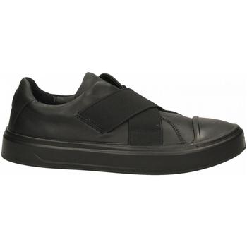 Schoenen Dames Instappers Ecco Flexure T-Cap W Black Cirrus black-nero