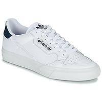 Schoenen Lage sneakers adidas Originals CONTINENTAL VULC Wit