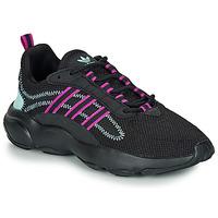 Schoenen Dames Lage sneakers adidas Originals HAIWEE W Zwart / Violet