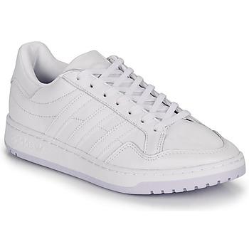 Schoenen Dames Lage sneakers adidas Originals MODERN 80 EUR COURT W Wit