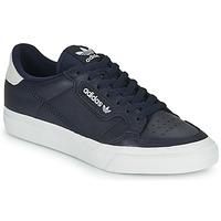 Schoenen Lage sneakers adidas Originals CONTINENTAL VULC Blauw